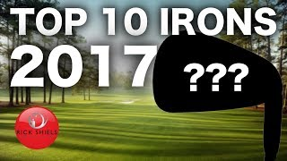 TOP 10 GOLF IRONS 2017