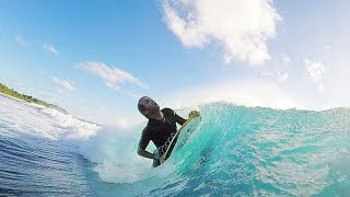 Eric Gamez by the Boog House | BODYBOARD Session