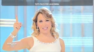 Just Us Company, by Isabelle and Felicien - DOMENICA LIVE (Italian TV show) March 2016