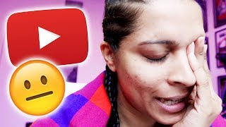 The Time I Real Talk About YouTube (Day 994)