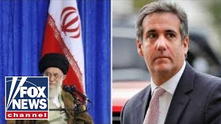 Swamp Watch: Outrage over the Iran deal and Michael Cohen