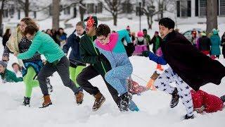 Dartmouth's 2018 Winter Carnival