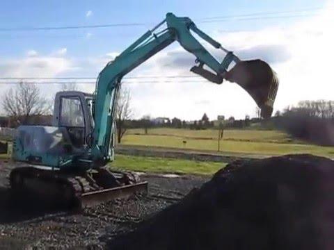 IHI 55J Excavator