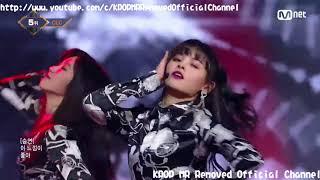 [MR Removed] 180301 CLC - Black Dress [KPOP TV Show _ M COUNTDOWN]