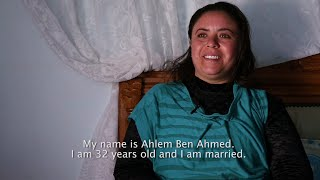 Ahlem: I had rights I wasn't aware of, I had things I wanted to achieve and I didn't know how