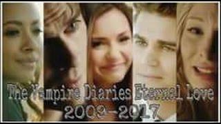 A história de The Vampire Diaries   ( 1X01-8X16 )