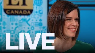 Neve Campbell On