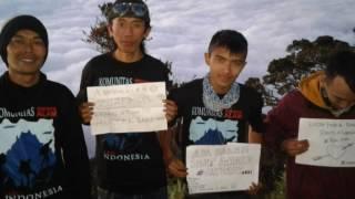 Pendakian Gunung Cikuray Garut # 2821 MDPL( A-JAGO)