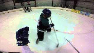 POV Hockey Helmet: Awesome Snipes, Dangles and Passes(2015)