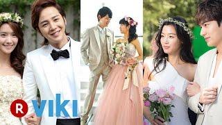 12 Best Wedding Scenes in Asian Dramas
