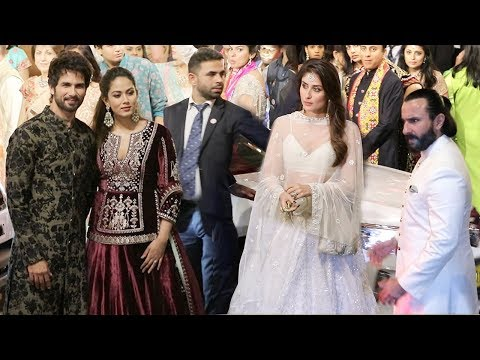 Xxx Mp4 Shahid Kapoor Amp Mira Rajput IGNORE Kareena Kapoor Amp Saif Ali Khan At Isha Ambani WEDDING 3gp Sex