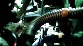 P0873 03 Acura MDX 4th clutch pressure switch