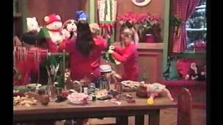 Barney y sus Amigos Waiting for Santa (Spanish)