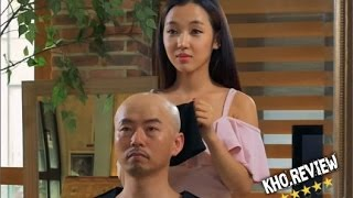 Strange Hair Salon 2015 trailer ~ Lee Chae-dam, 이채담