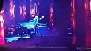 Jean Michel Jarre - Oxygene pt. 4 - Live at the Dead Sea