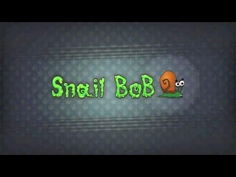 Snail Bob Universal HD Gameplay Trailer