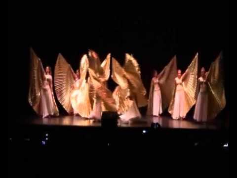 Festival Danza del Vientre Coslada 2013 ALAS DE ISIS
