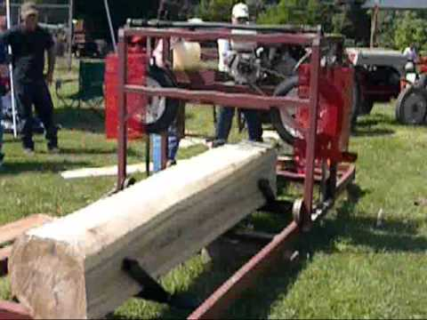 Band Saw Mill.wmv