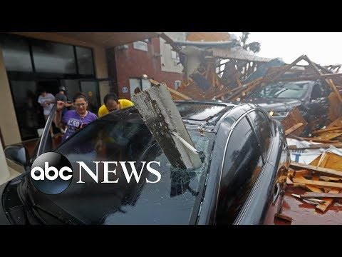 Xxx Mp4 Hurricane Michael Rips Roofs Off Buildings As It Strikes Florida 3gp Sex