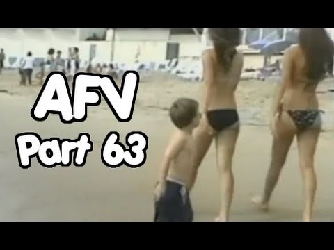 ☺ America s Funniest Home Videos part 63 OrangeCabinet