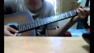 Guitar tutorial-tomar jonno nilche tara(ornob)....by mh zunaeid