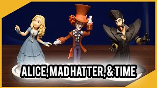 UNBOXING: Alice, Mad Hatter, and Time for Disney Infinity 3.0