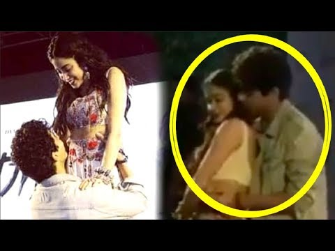 Xxx Mp4 Jhanvi Kapoor ROMANTIC Dance With BF Ishaan Khattar At Dhadak Movie Promotions 3gp Sex