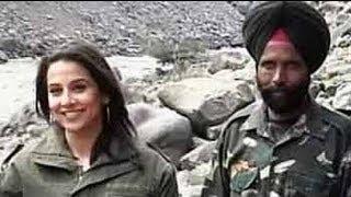 Jai Jawan with Vidya Balan (Aired: March 2008)