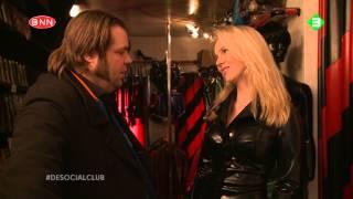 De Social Club BNN - Interview Frank Evenblij met Ancilla Tilia (Piratenpartij)
