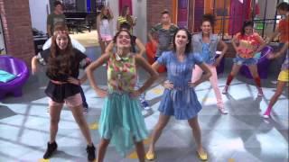 Violetta canciones - Código Amistad