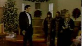 Where the soul of man never dies - Johnny Cash with June, Helen and Anita