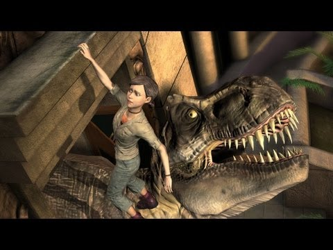 Jurassic Park The Game Top 10 Death Scenes