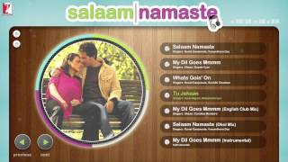 Salaam Namaste Full Songs Audio Jukebox | Vishal & Shekhar | Saif Ali Khan | Preity Zinta