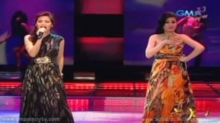 [HD] Party Pilipinas - Aegis Medley w/ Rachelle Ann Go & Kyla (6/13/2010)