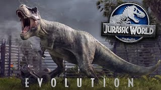 JURASSIC WORLD EVOLUTION! - TRAILER | REVIEW/THOUGHTS