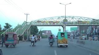 Faisalabad 🎶 ft. Nusrat Fateh Ali Khan - Dam Mast Qalandar | Pakistan 🇵🇰
