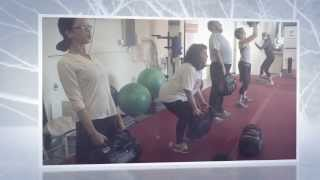 Boot Camp Foster City Group Fitness Training 12/13/13: 6 Station Fat Loss Rotation