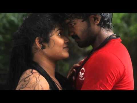 Madhushree Black Saree Stills