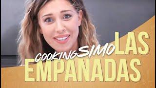 Simona Ventura in CookingSimo ospite Belen Rodriguez: LAS EMPANADAS