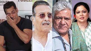 ओम पुरी और रीमा लागू के निधन पर पहली बार बोले सलमान खान – Salman