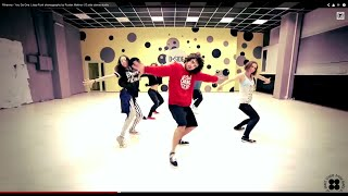 Rihanna - You Da One   Jazz-funk dance choreography by Ruslan Makhov   D.side studio