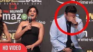 Richa Chadda Trolls A Media Reporter | Aap Appna Naya News Channel Kab Khol Rahe Hai