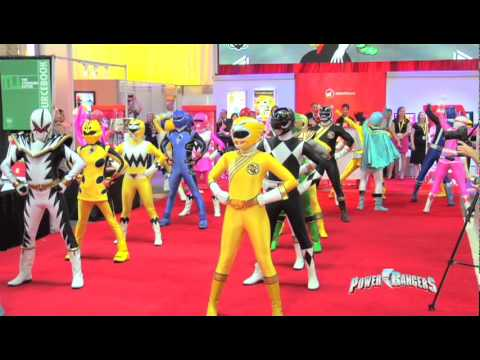 Power Rangers | Power Rangers Swarm