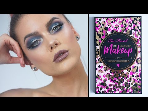 Too Faced X NikkieTutorials The Power Of Makeup Tutorial | Linda Hallberg Tutorial