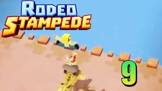 Rodeo Stampede| The Belly of the Lion and Park Upgrades   Gameplay/commentary [9]