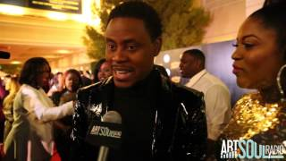 Stellar Awards 2016:  @CharlesJenkins & his wife talk marriage and new projects!