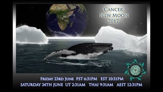 C*I*A's New Moon in Cancer Report with Agent 27