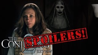 THE CONJURING 2 (2016) REVIEW Part 2 SPOILERS