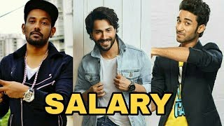 "SALARY | Real Salary of ""Nawabzade"" Cast | Raghv , Varun , Remo , Dharmesh | 2018"