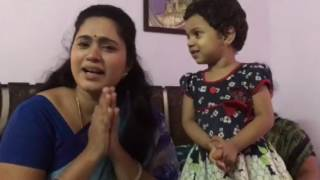 Sun TV Vamsam serial Bhoomika and Devika 'Please' funny video